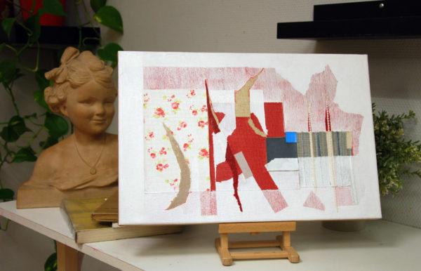 Paperwall 4 d'Alexandra Chauchereau