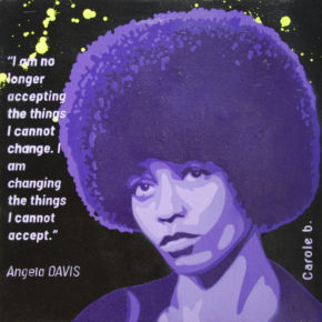 Angela Davis, l'activiste