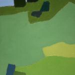 paysage, campagne, peinture