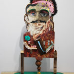 sculpture, assemblage, art brut