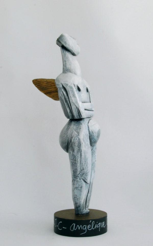 L'Angélique cycladique de Philippe Messager