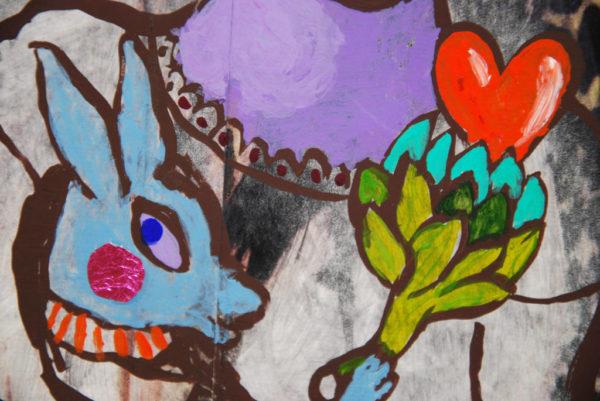 Cœur d'artichaut de Sophie Lormeau