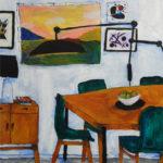 intérieur, couleur, peinture
